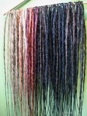 Becky's dreads