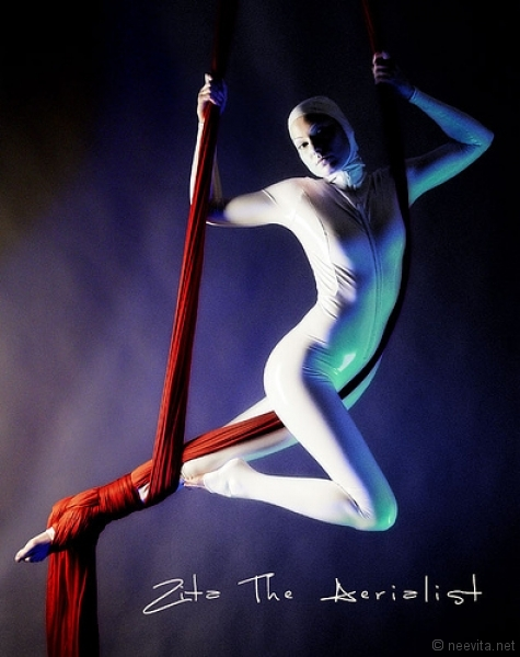 Zita the Aerialist